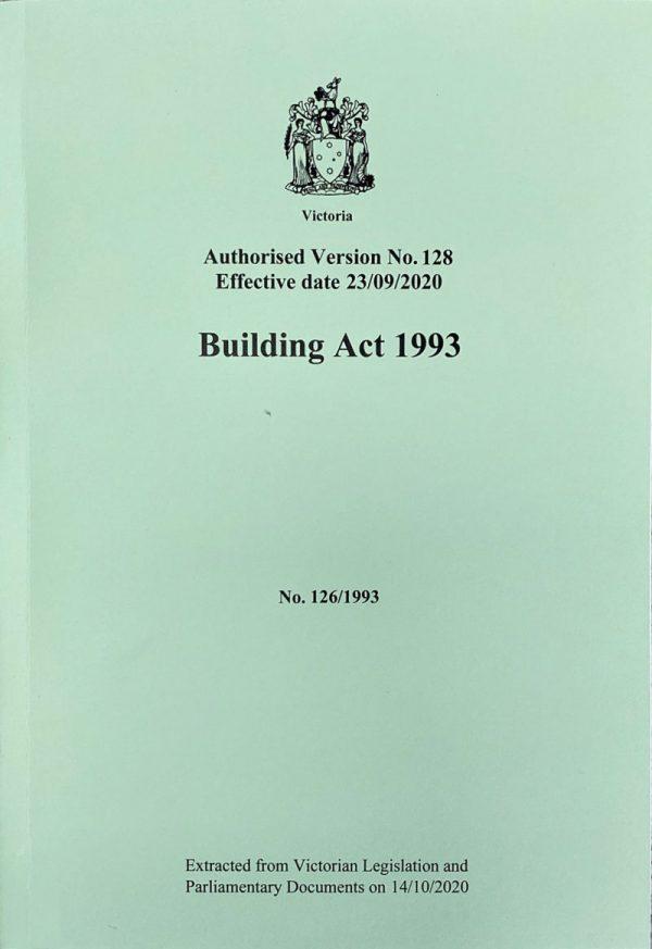 Builder Registration Building-Act