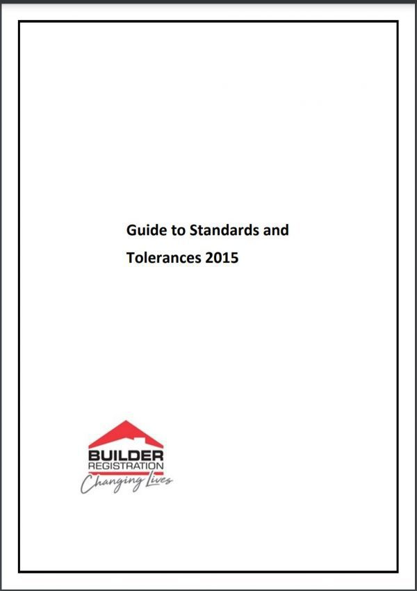 Guide to Standards and Tolerances