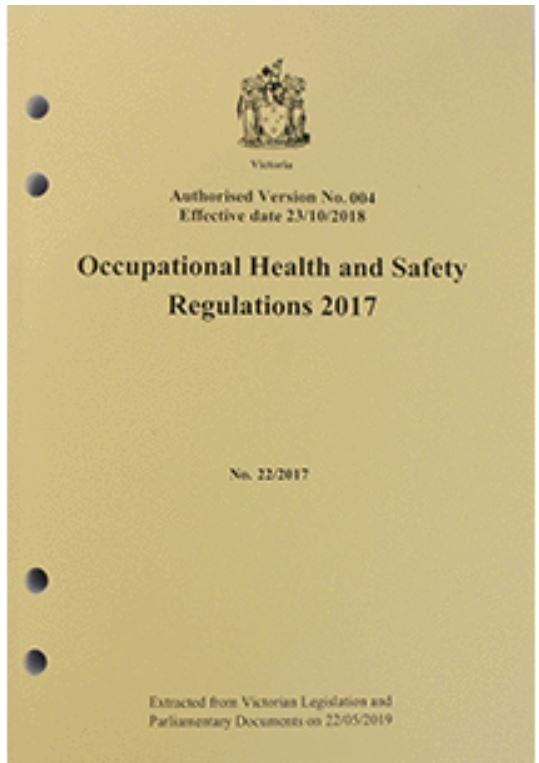 OH&S Regulations 2017