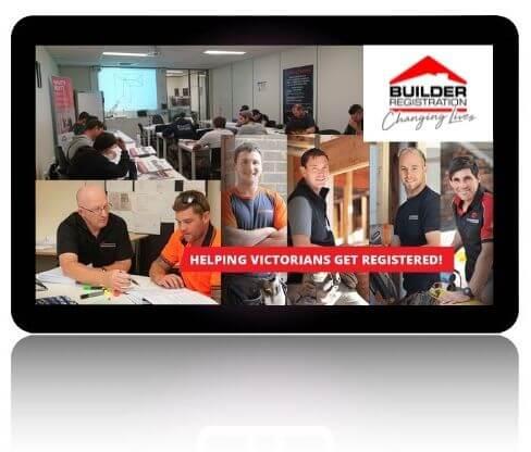 Builder Registration Card
